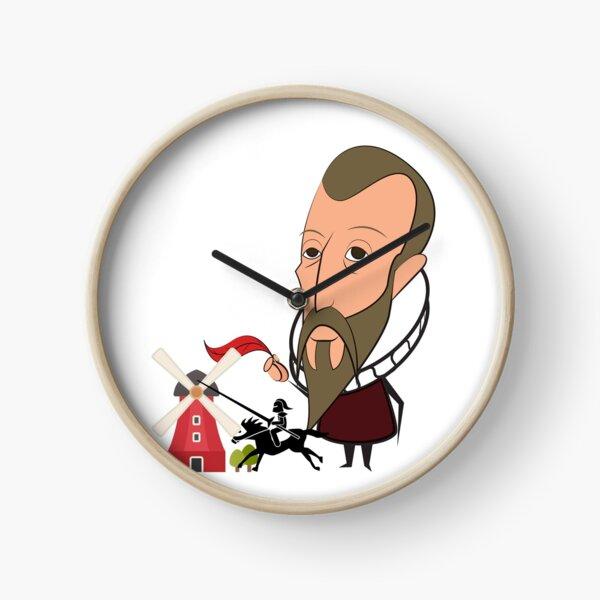 Miguel de Cervantes Reloj