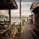 Fisherman Village by Cvail73