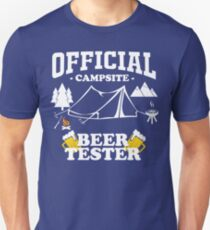 camping marshmallow get toastoed campsite T-Shirt