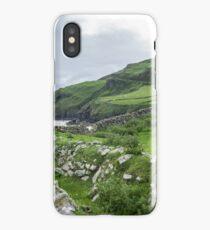 Muckross Coast, Kilcar, Co. Donegal iPhone Case/Skin