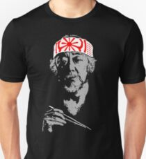 Man who catch fly with chopstick accomplish anything. T-Shirt