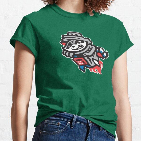 Pandas de la corbeille de Rocket City T-shirt classique
