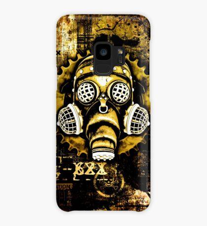 Steampunk / Cyberpunk Gas Mask Case/Skin for Samsung Galaxy