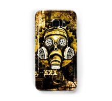 Steampunk / Cyberpunk Gas Mask Samsung Galaxy Case/Skin