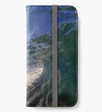 Calpe inside tube iPhone Wallet/Case/Skin
