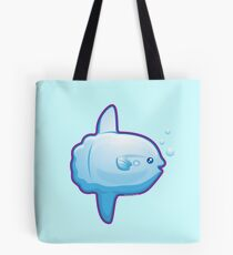 Kawaii Sunfish Tote Bag