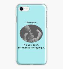 Spuffy iPhone Case/Skin