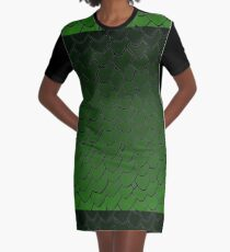 Rhaegal Scales Graphic T-Shirt Dress