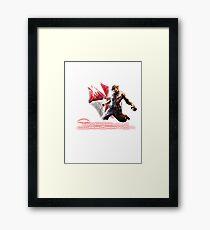 Umbrella Corporation Logo (resident evil) Framed Print