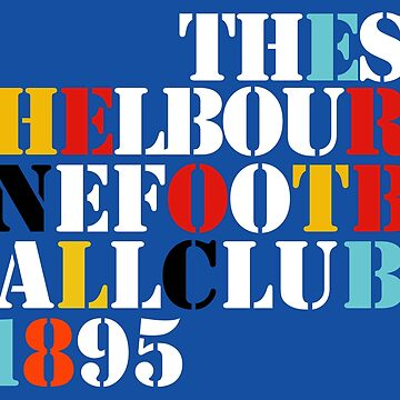 THE SHELBOURNE FOOTBALL CLUB 1895 (STONE ROSES) by 1895Trust