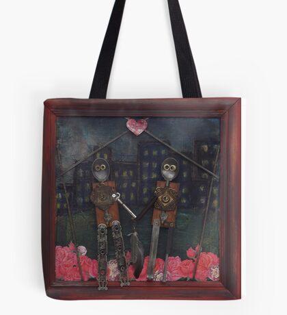 Spring Fling - Throw Cushion Tote Bag