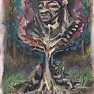 Rasta Love by the Wailing Tree by jedidiah morley
