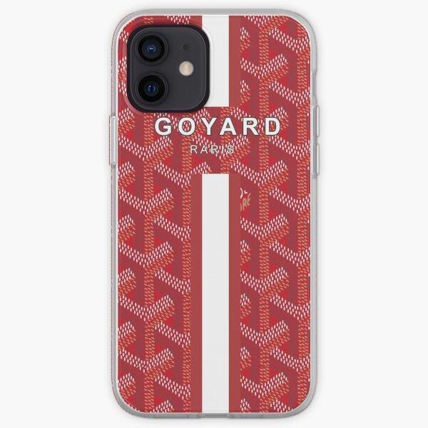 GOYARD RARIS Coque souple iPhone