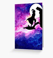 Jasmine & Aladdin Greeting Card