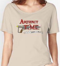 Artifact Time! Women's Relaxed Fit T-Shirt