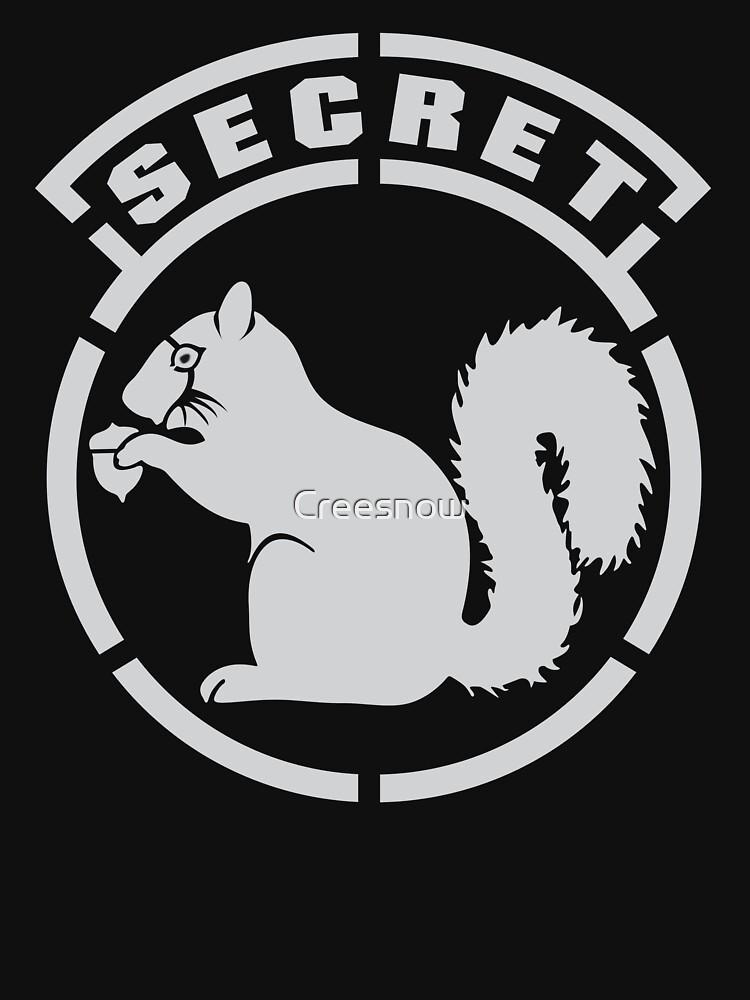 Secret Squirrel | Unisex T-Shirt