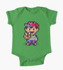 Ness - EarthBound One Piece - Short Sleeve