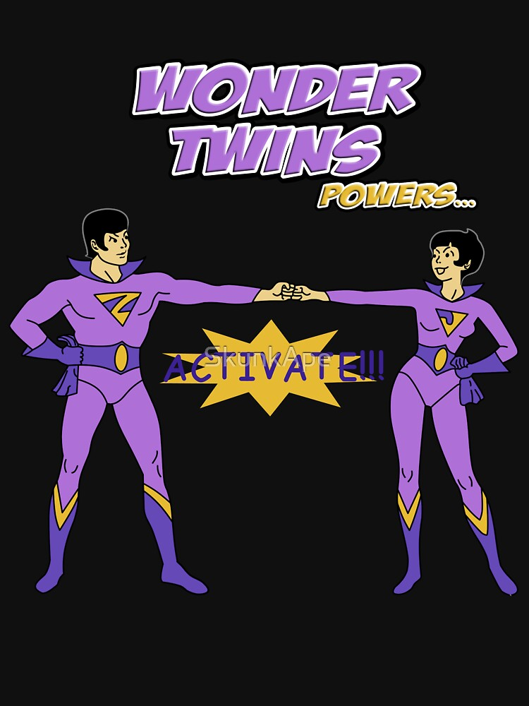 Wonder Twins Powers Activate | Unisex T-Shirt