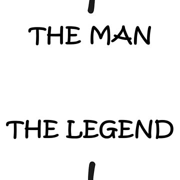 The man, The legend by Thibo85