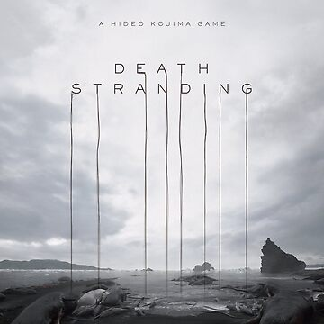 Death Stranding Poster by dpfelix