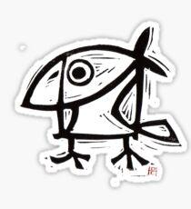 Birdy Num Num Sticker