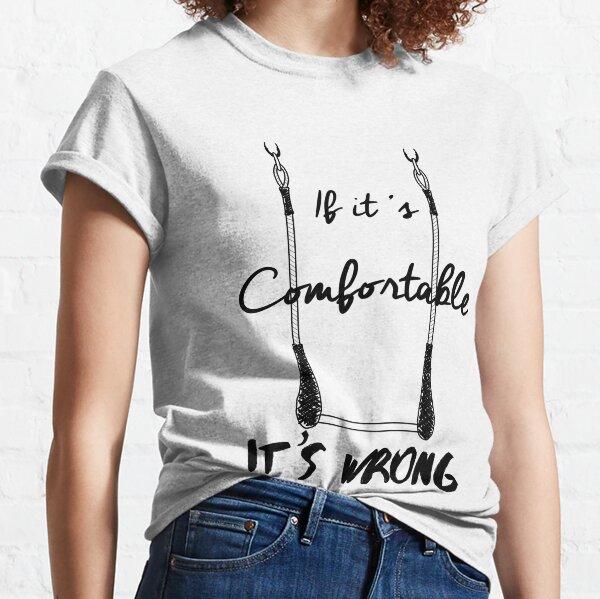 It's Wrong - Trapeze Classic T-Shirt