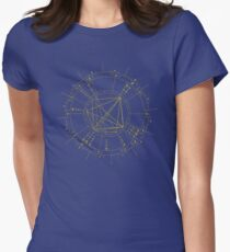 "CONTACT US BEFORE ORDERING! For Your Custom Astrology Products please read ""Artist Notes"" below T-Shirt"