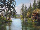 Lakeside by Karen Ilari