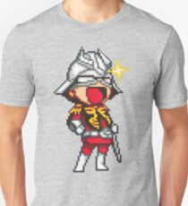 Char Aznable Gundam - SNES Sprite Unisex T-Shirt