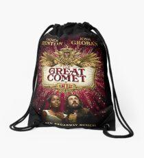 Natasha, Pierre and the Great Comet of 1812 Drawstring Bag