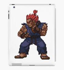 Akuma - Street Fighter Sprite iPad Case/Skin