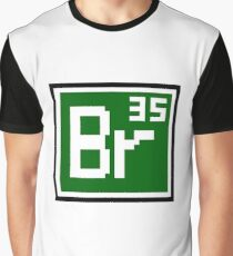 Br Graphic T-Shirt