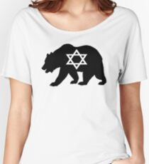 Bear Jew Women's Relaxed Fit T-Shirt