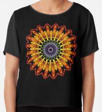 Blusa Chakra en la floración Mandala
