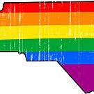 North Carolina Pride by queeradise