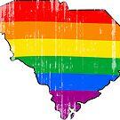 South Carolina Pride by queeradise