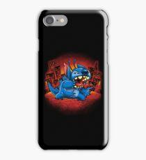 Stitchzilla iPhone Case/Skin