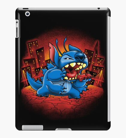 Stitchzilla iPad Case/Skin