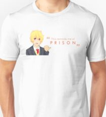 Thugisa 50% Off! - Reminds Me of Prison Unisex T-Shirt