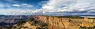 Grand Canyon - Desert View Panorama by eegibson