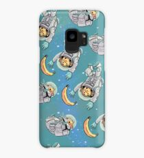 Space Critters - Hamster and Monkey Case/Skin for Samsung Galaxy