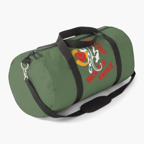 Uechi Ryu Karate Tiger Prowess - Martial Arts Design Duffle Bag
