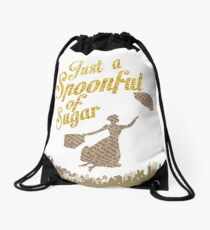 Mochila saco Cucharada de azúcar