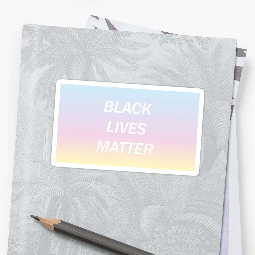 Black Lives Matter  by Rih W.