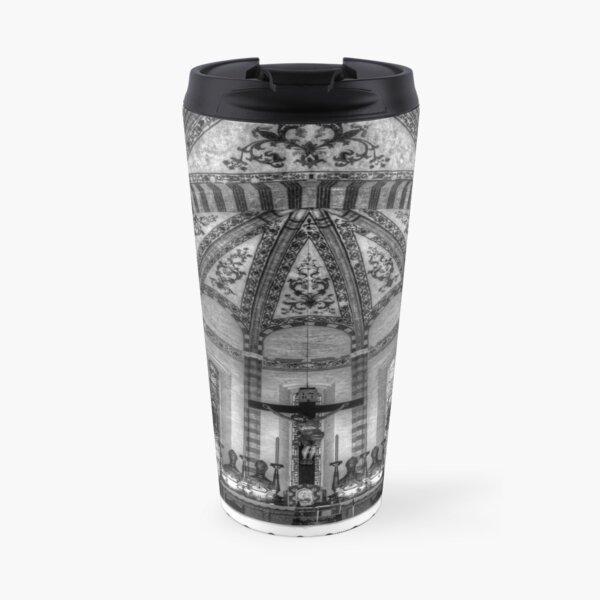 Basilica Of Saint Anastasia Verona Travel Mug
