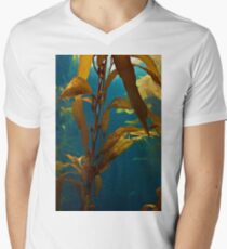 Kelp VI  Mens V-Neck T-Shirt