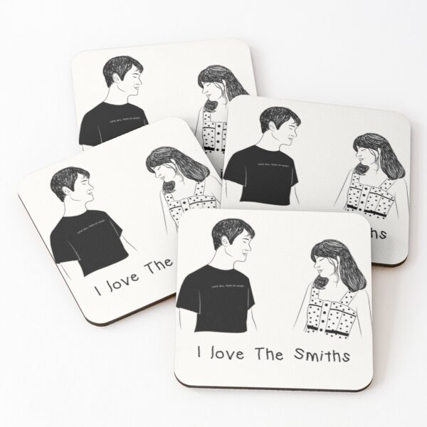 the smiths Coasters (Set of 4)