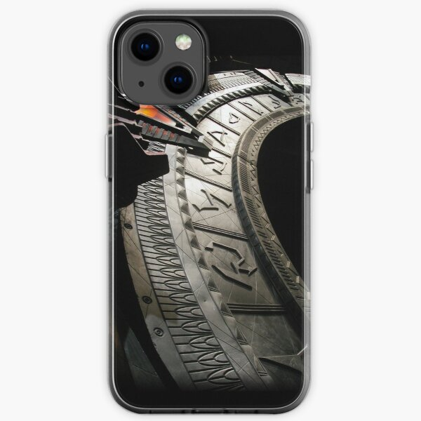 The Gate iPhone Soft Case