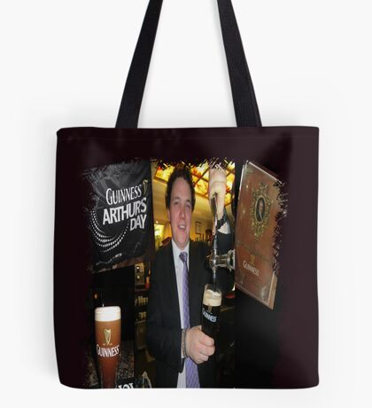 CHEERS FAZZA!   -  SOLD 26 APRIL 2012 - (Not Sold Out!) Tote Bag