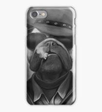 MAFIA DOG iPhone Case/Skin